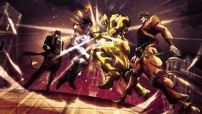 Jojo Dio Bizarre Adventure Stardust Crusaders Crusader