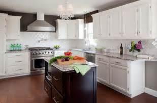 white kitchen with backsplash tile kitchen backsplash ideas with white cabinets home