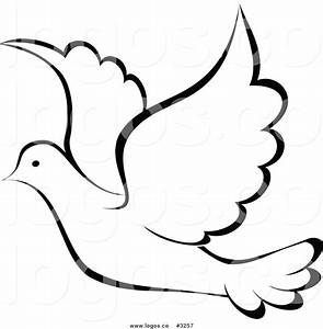 Best Photos of Dove Outline Drawing - Flying Dove Clip Art ...