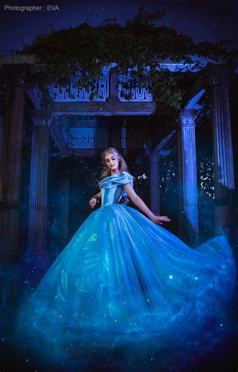 Cinderella 2015 By Trishalayons On Deviantart