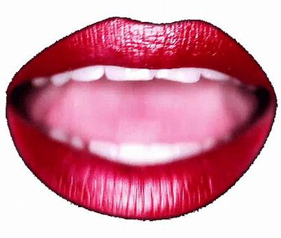 Transparent Mouth Talking Animated Animation Lips Tongue