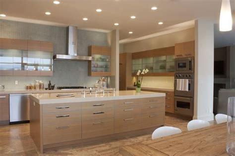handmade rift sawn white oak modern cabinetry