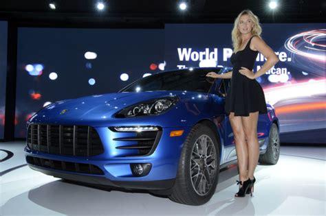 Porsche Macan Sound Turbo V6 La Auto Show 2013 by New Porsche Cars For 2014 Elite Traveler