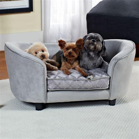 dog beds for the sofa enchanted home pet quicksilver dog sofa bed reviews