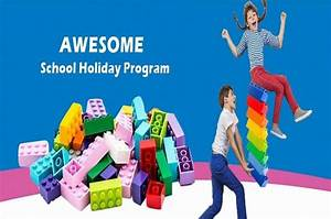 Awesome School Holiday Program Bricks 4 Kidz Melb