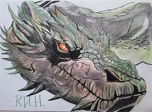 Smaug Dragon Drawing | www.pixshark.com - Images Galleries ...