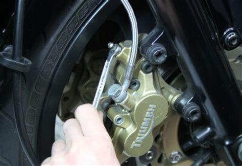 motorrad bremse entlüften bau geb 228 uden bremse entluften motorrad problem