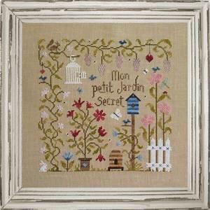 jardin prive mon petit jardin secret the patchwork rabbit With mon petit jardin secret