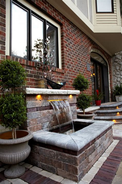 unilock patio designs 5 ways to make the most of small outdoor living spaces