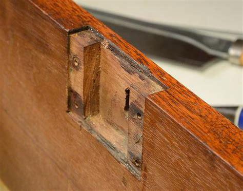 trash  treasure antique desk drawers