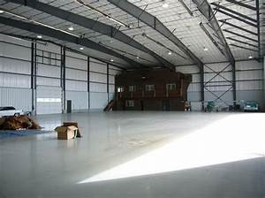 Corporate Aircraft Hangar