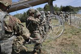 Pentagon to send another 1,000 troops to Mexican border…