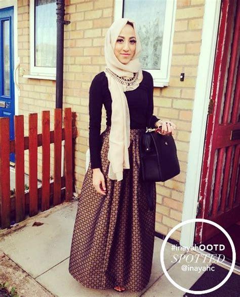 lovely fashionable skirts  hijab style hijabiworld