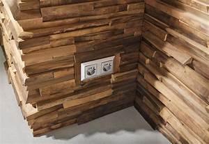 Wandverkleidung Aus Holz : waldkante wandverkleidung von team 7 stylepark ~ Buech-reservation.com Haus und Dekorationen