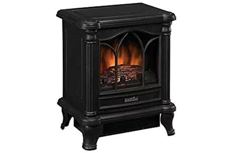 top   electric fireplace heaters reviews