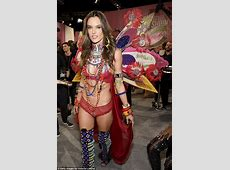 Alessandra Ambrosio announces her retirement from VS