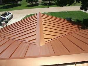 Our Steel Roof. Color: Copper Penny. Installed by Parraghi ...
