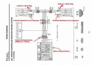 Wiring Schmatic 98 Subaru Legacy 2 5