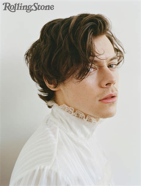 Harry Styles: Rolling Stone Cover Shoot Exclusive Photos ...
