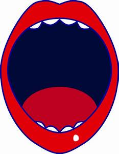 Female Open Mouth Clip Art at Clker.com - vector clip art ...