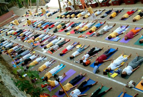 5 Best Places In The World To Learn And Teach Yoga  Breathe Travel