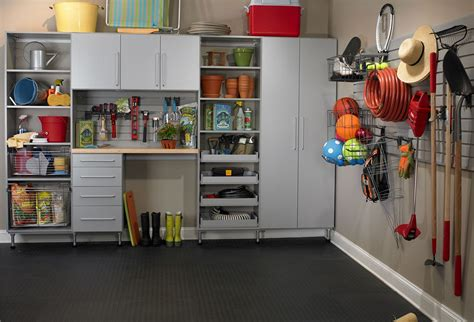 Garage Organization Ideas To Improve Your Garage's Function