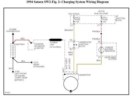 The Alternator Has Wires One From Starter Post For Batt