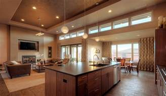 open floor plans - Open House Plans With Large Kitchens