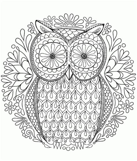 printable difficult coloring pages  adults
