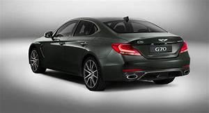 2018 Genesis G70  Australian Details