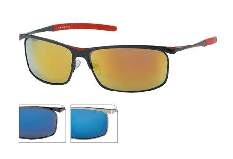 sonnenbrille herren verspiegelt sonnenbrille zweifarbig herren brille metall verspiegelt