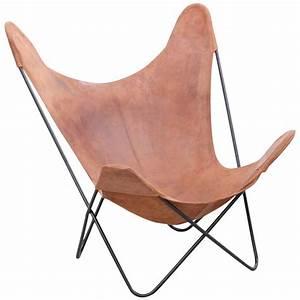 Butterfly Chair Original : vintage hardoy butterfly chair in original leather butterfly chair butterfly and modern lounge ~ Sanjose-hotels-ca.com Haus und Dekorationen