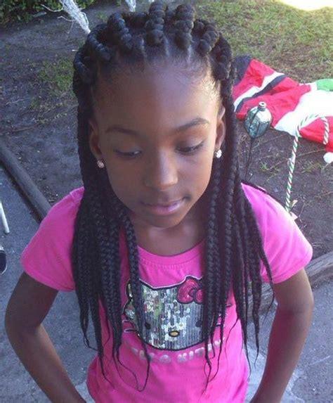gorgeous box braids  kids hairstylecamp