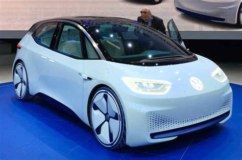 Crucial Volkswagen Id Electric Concept Revealed