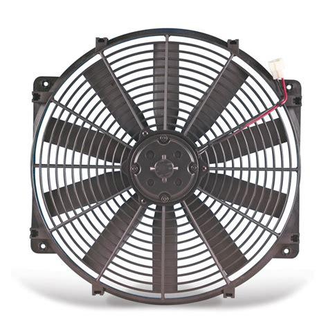 best electric radiator fans flex a lite 16 quot loboy electric radiator fan puller