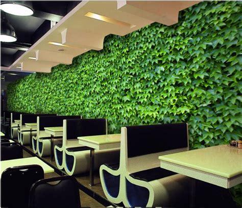 green leaf leaves large murals photo mural  custom