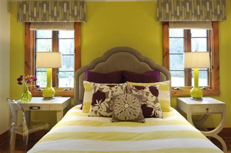 Plum Colored Bedrooms by Playfully Plum Bedroom Modern Bedroom Nashville By