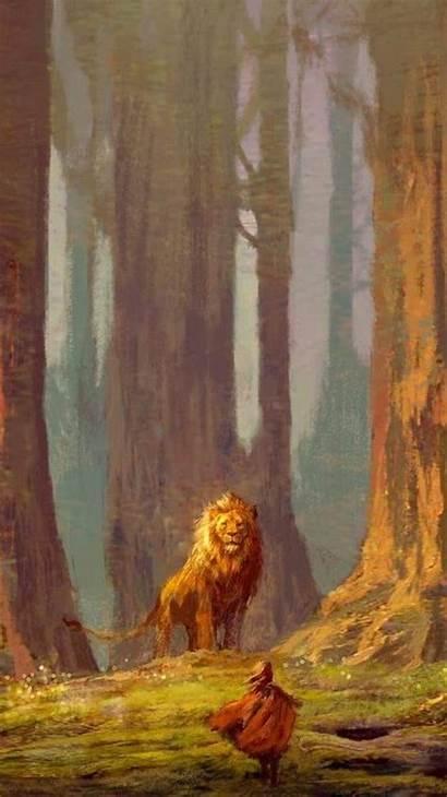 Narnia Aslan Chronicles Cool Iphone Catherine Baker