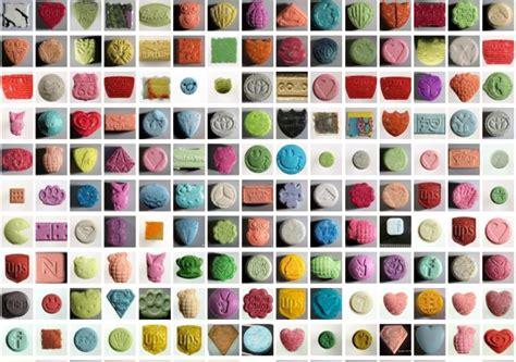 Blaue pille drogen