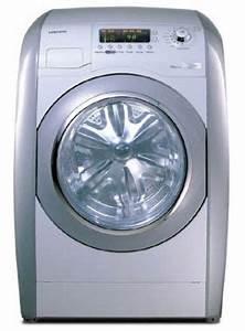 Machine A Laver 10 Kg : samsung silver nano h1255a lave linges machines laver ~ Nature-et-papiers.com Idées de Décoration