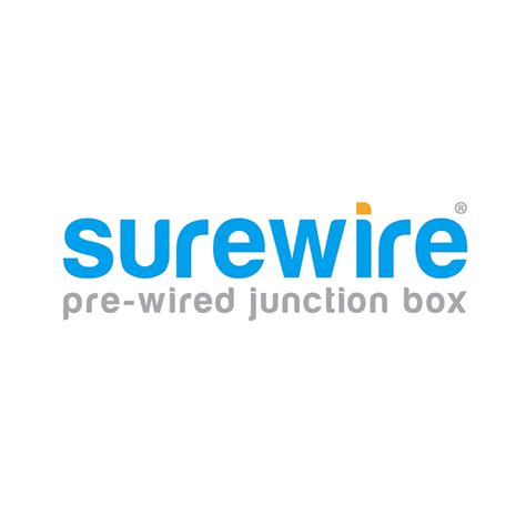 surewire pre wired maintenance free lighting junction boxes youtube