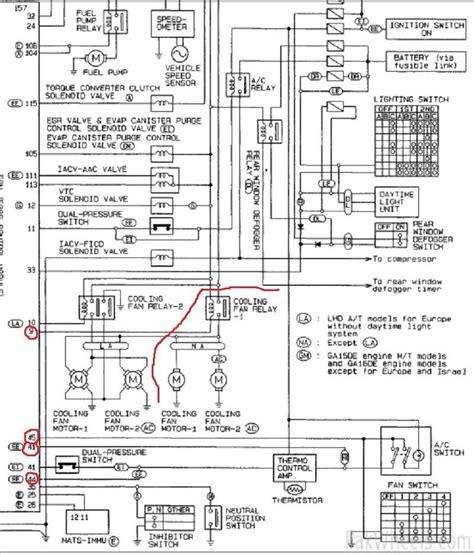 nissan ga15de ecu wiring help nissan datsun pakwheels forums