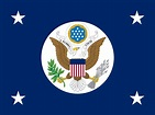 File:Flag of the United States Secretary of State.svg ...