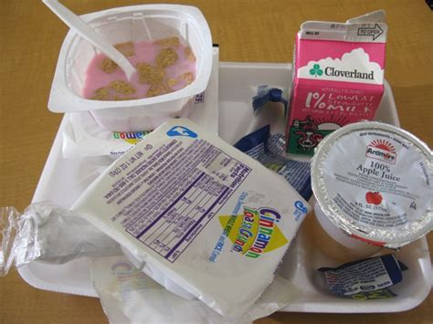 What's For School Lunch?