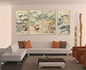 Aliexpresscom buy 2016 canvas painting cuadros large for Large wall decor living room