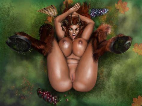 faun satyr woman by blaherzebet hentai foundry