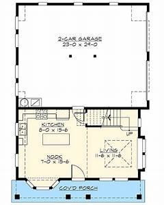 Plan, 2392jd, Cute, Cottage, Escape, In, 2021