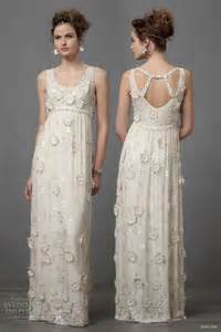 chic wedding dresses 45 beautiful boho chic wedding dresses happywedd