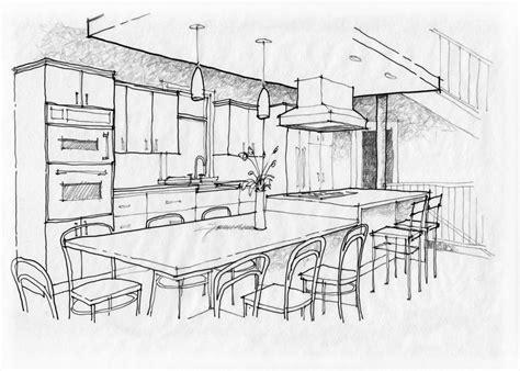 sketch kitchen design kitchen outstanding kitchen design sketch ideas sketchup 2288
