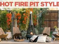 3 Hot Fire Pit Styles Video